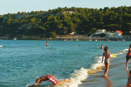 ❤️ T2 de charme à 3mns à pied de la plage.