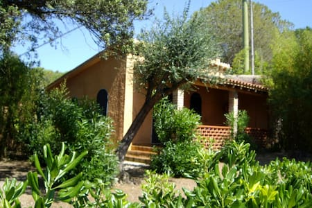 Villa 2 beds with Pool and Park, - Porto azzurro