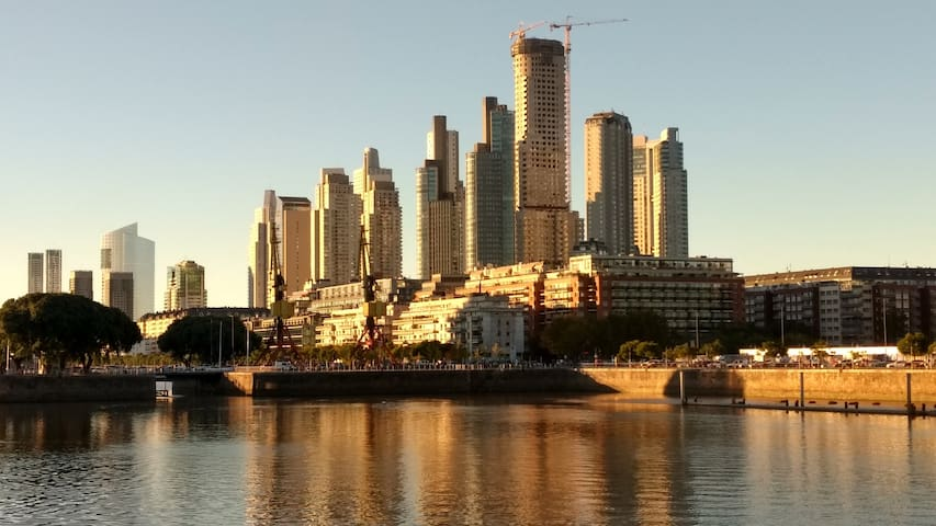 Alrededores - Puerto Madero