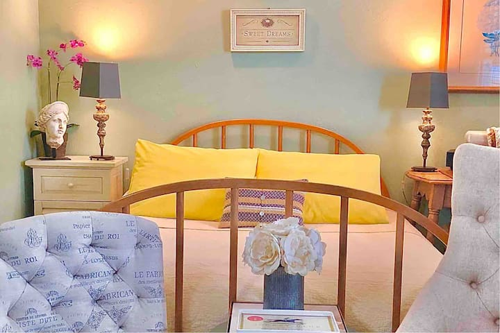 THE COTTAGE, where you'll stay happily ever after.