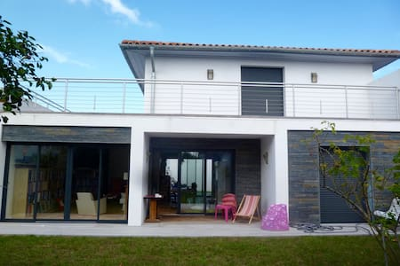 Bright and spacious rooms in Anglet / Biarritz - Anglet - Bed & Breakfast