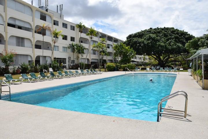 1 Bedroom apart. Golden View Resort Holetown
