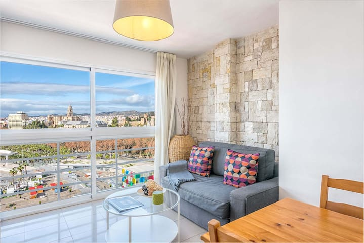 Holiday apartment for 2 in Malaga