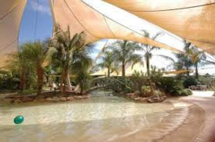 Sunraysia Resort in the heart of Mildura