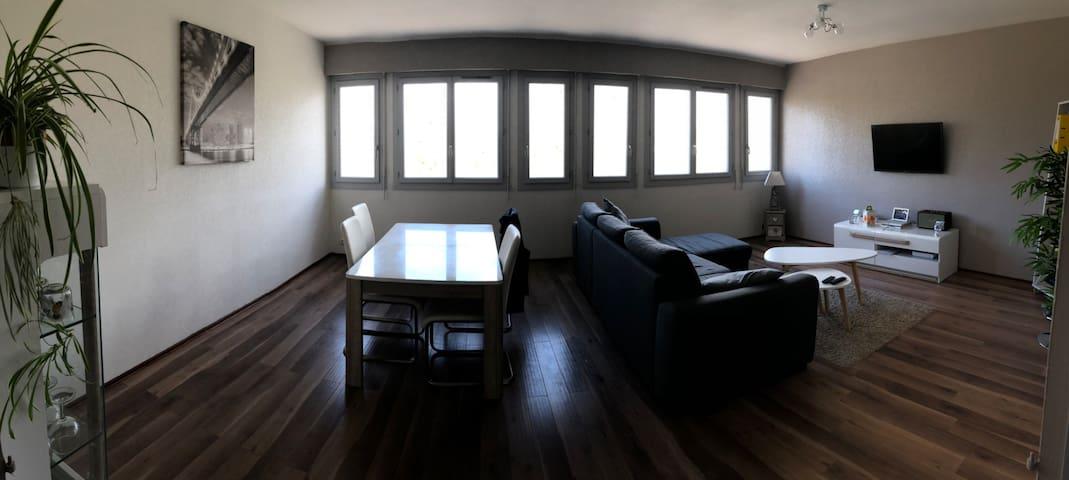 Appartement 67m2 lumineux et proche centre ville