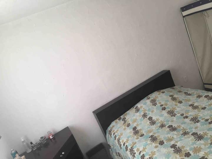 Habitación confortable en Pachuca zona sur