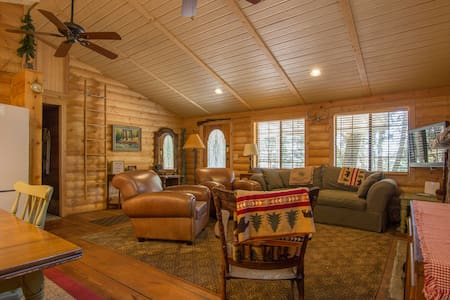 Fiddler's Cabin, an updated classic - Palomar Mountain - Cottage