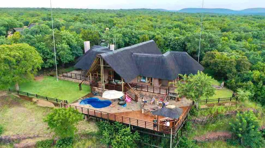 Tamboti Game Reserve - Limpopo Vaalwater Waterberg