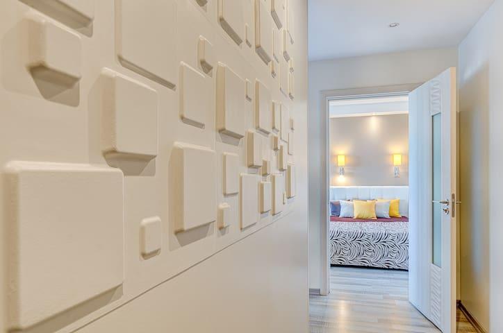 Vanilla Apartment