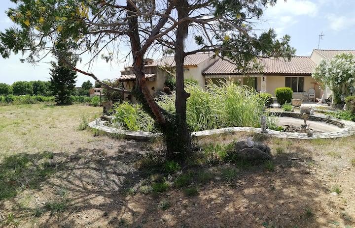 Villa de 160 m² dans village au cœur de l'Hérault