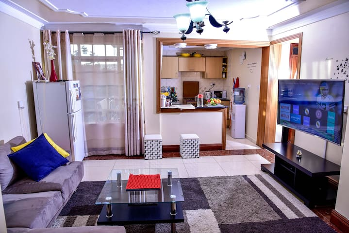 Spacious,Luxe 1BR,at the centre of westlands,Nrb
