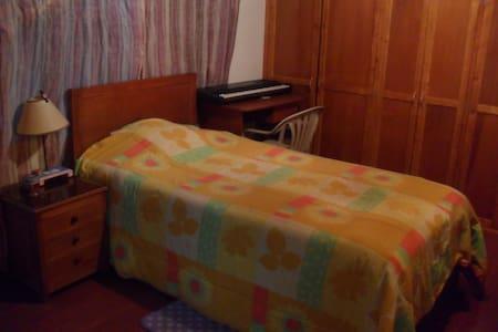 Habitación con baño para 3 personas. ¡WiFi! - Tabio