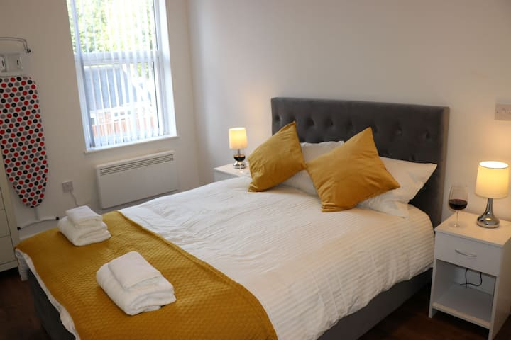 Newly Refurbished | Cleaned with Disinfectants