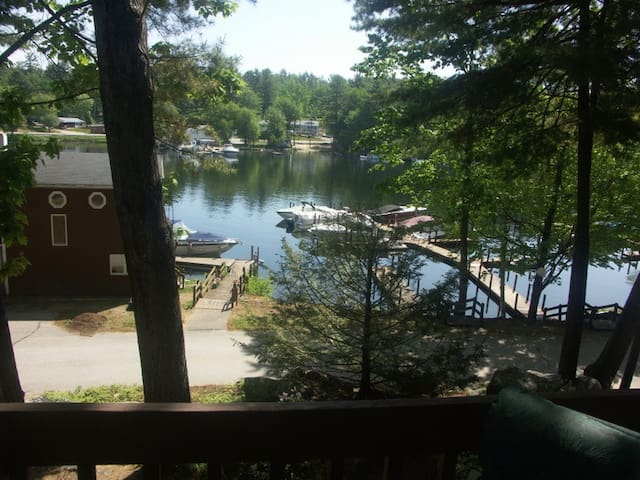 Island Living /Waterviews on Winnipesaukee, Dock - Laconia