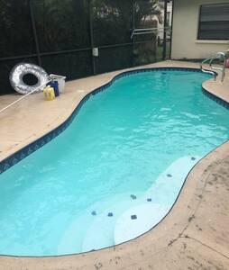 Westchase Pool Home