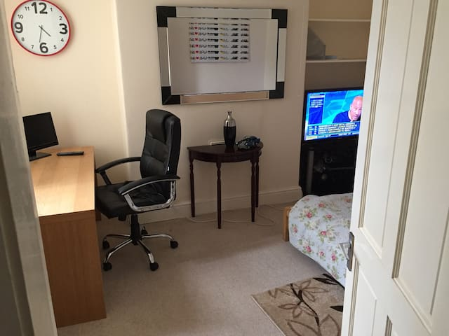 Double Bed in the Center of City (Peaceful/Quiet) - Lancaster - Ev