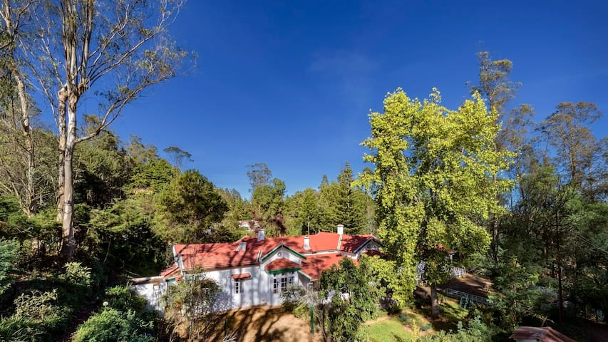 Milton Abbott Estate - Suites in Colonial Bungalow