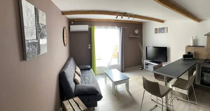 Appartement cosy au cœur de la Provence
