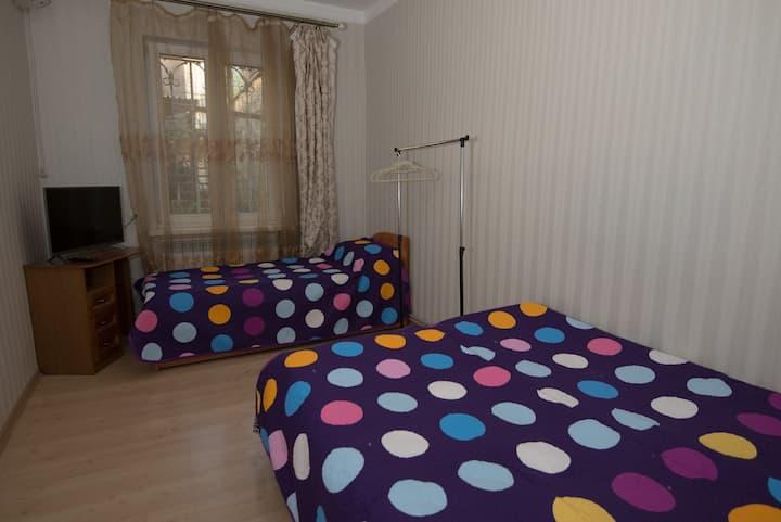 Трехместный номер в хостеле 'Дон Антонио'
