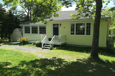 Lakefront Cottage next to ocean beach - Ingramport - Cabana
