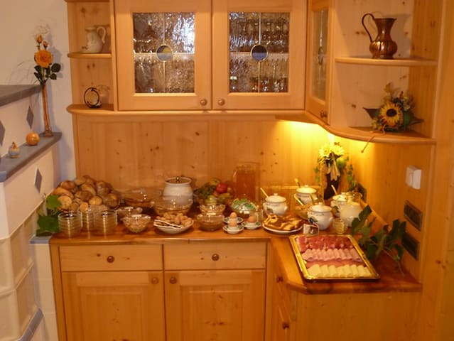 double room with breakfast - Canal San Bovo - Bed & Breakfast
