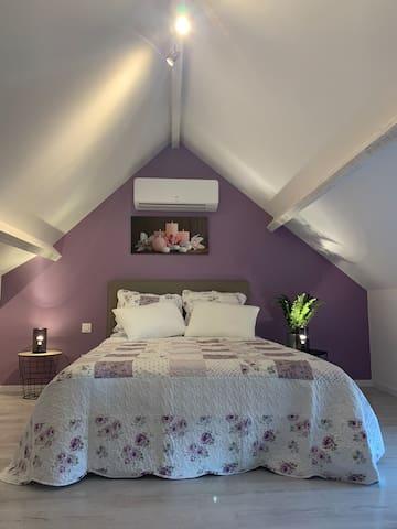 Chambres 1 lit 2 personne