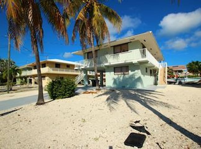 Paradise home in Port Antigua, Islamorada, FL Keys