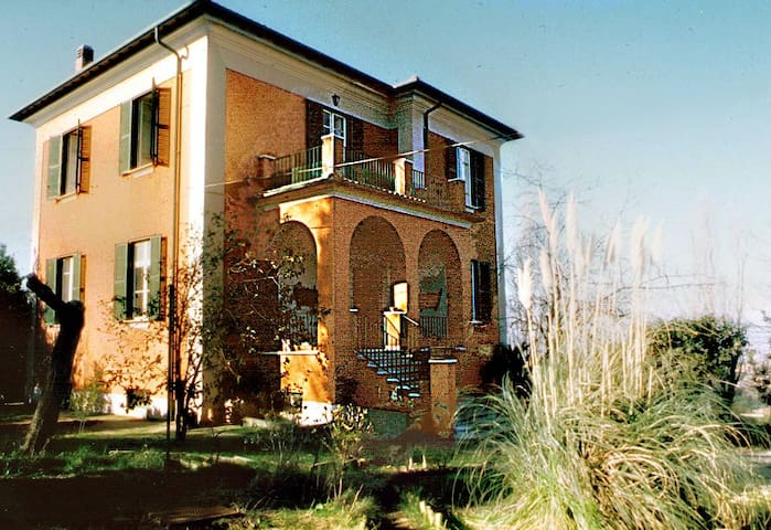 OLD VILLA - outskirts of Rome - Frascati - Ev
