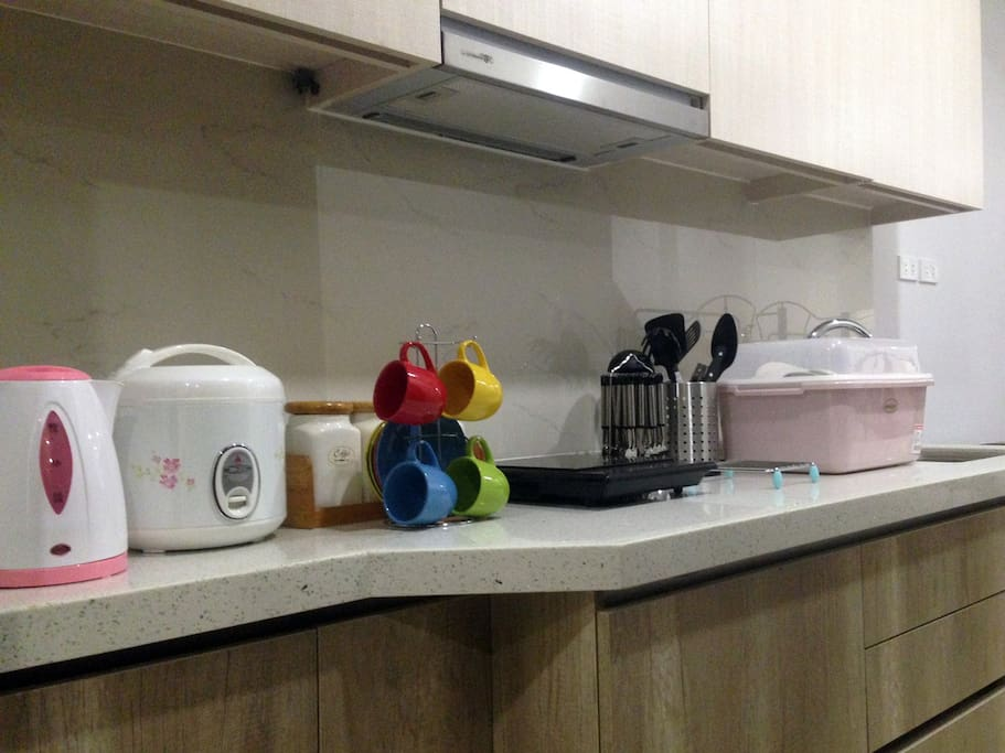 Basic Cookware and Kitchenware