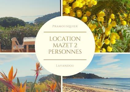 """MAZET """"Lavande"""" - 2 PERSONNES"""