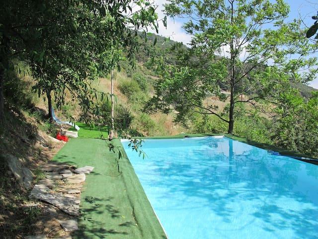 Precioso apartamento rural con piscina