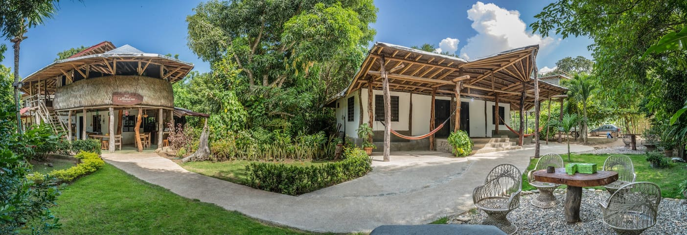 Eco Lodge Media Luna Palomino Guajira