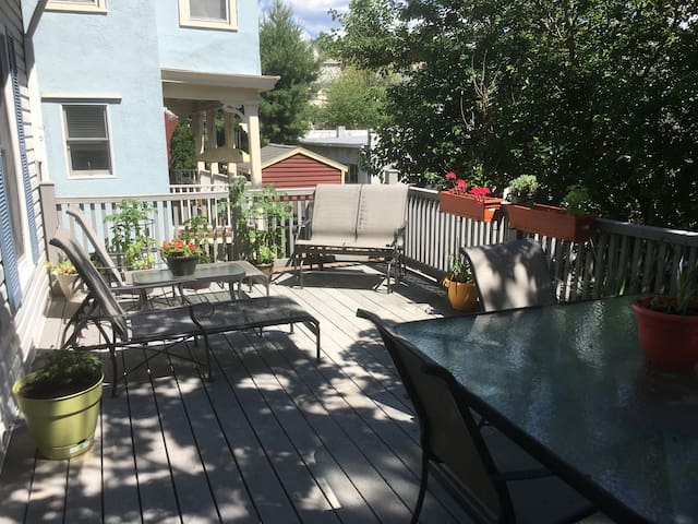 Specious Downtown Tarrytown 1 Bedroom With Parking - Tarrytown - Byt