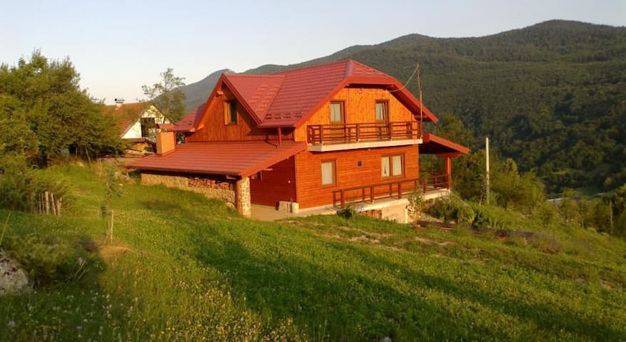 Holiday Home Breza - Kuterevo - Rumah