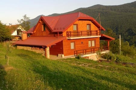 Holiday Home Breza - Kuterevo - 独立屋