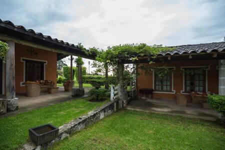 Rancho La Laguna Cabañas
