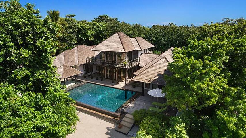 JA Manafaru - Two Bedroom Beach Residence