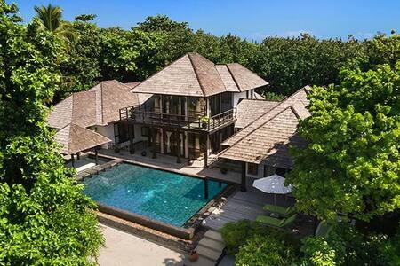 JA Manafaru - Royal Island 2 Bedroom with pool