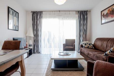 Appartement avec petit jardin clos - Soustons - Apartament