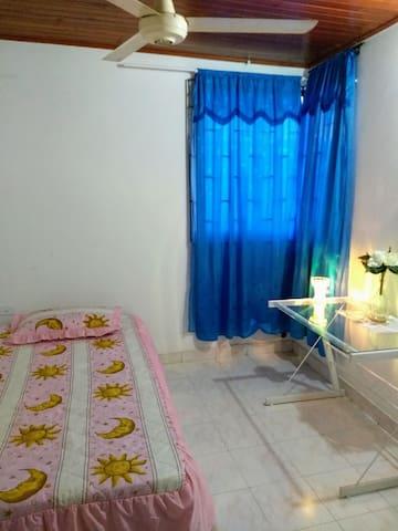 Habitación privada con acomodación sencilla