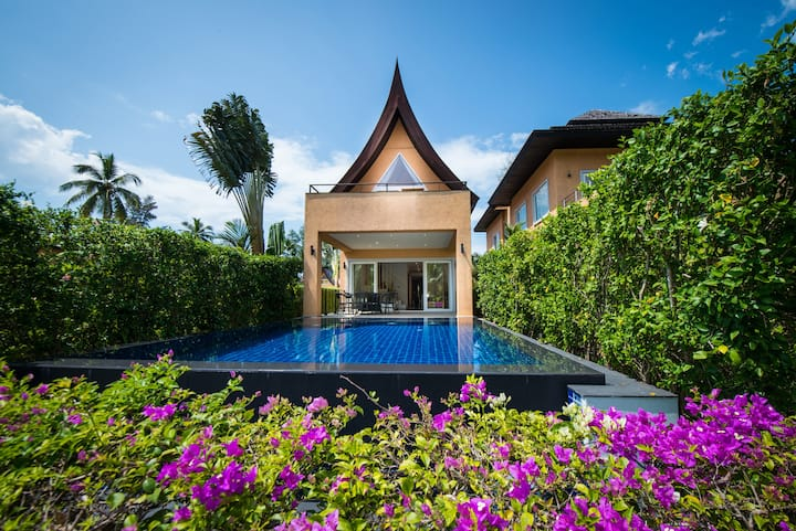 Blue Chill Private Pool Villa - Hotel Managed