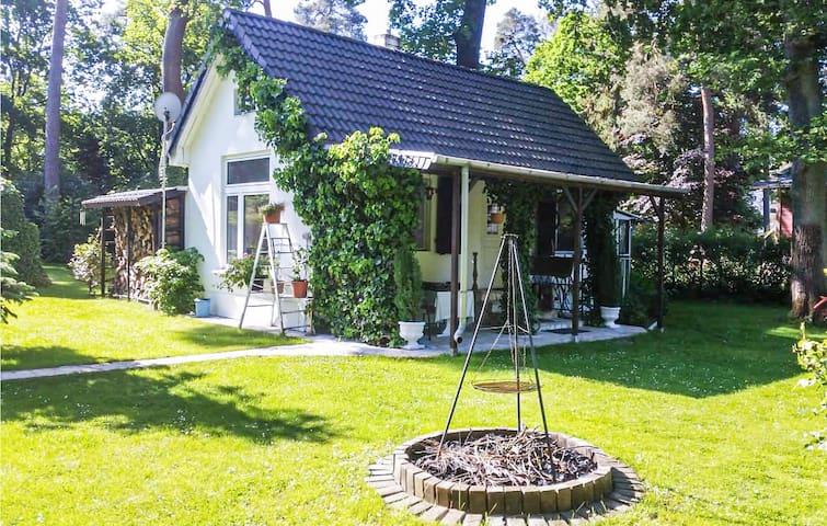 Holiday cottage with 2 bedrooms on 64m² in Schönwalde