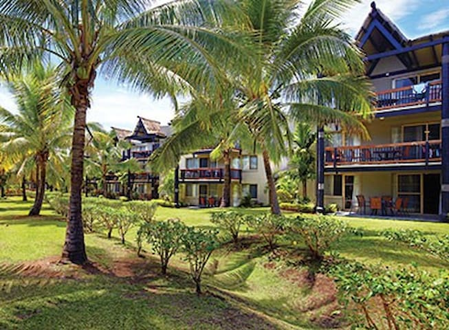 Fiji, 2 Bedroom #2 - Denarau Island - Appartement