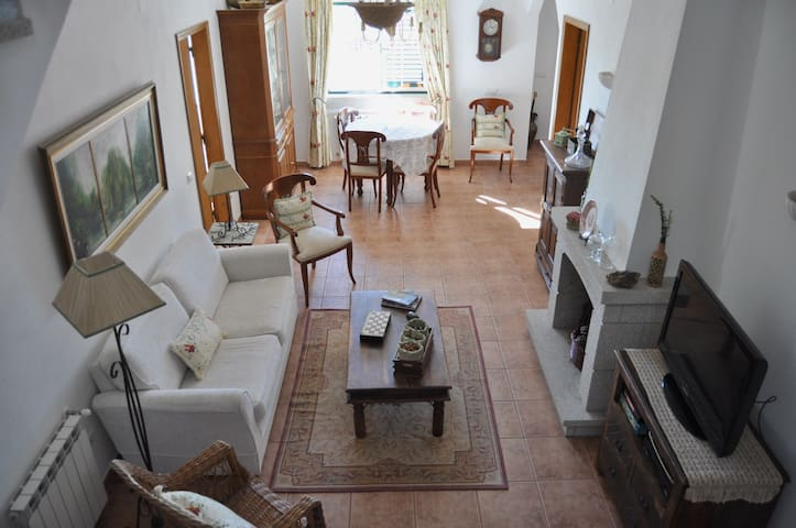Living Room - General View