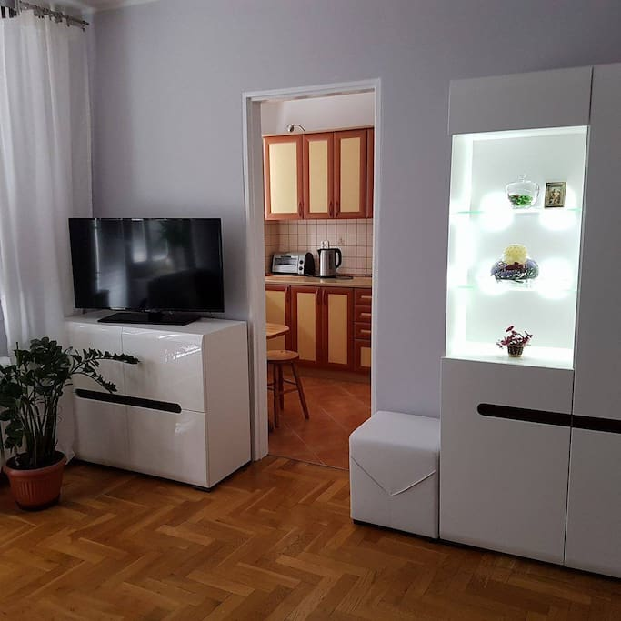 32 sq. meter apartment 100m from the sea Sopot