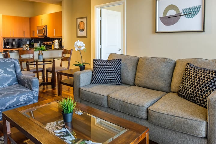 Walkable and Spacious 2BR