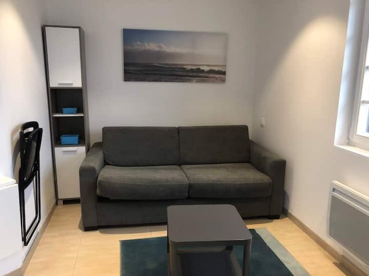 Studio cosy pour 2 pers dans maison Alsacienne