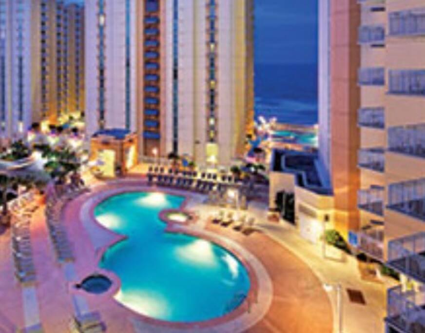 2bd Deluxe Ocean Blvd North Myrtle Beach Wyndham Serviced Apartments For Rent In Myrtle Beach