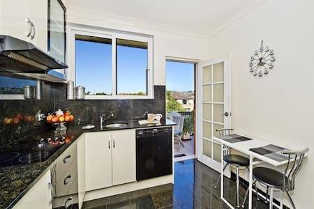 Bondi Penthouse apartment Sydney - Rose Bay - Pis