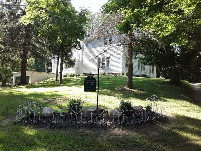 CHARMING 1800S FARM HOUSE